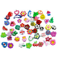 Wholesale Knitting silicone Loom Rubber Bands Refills Charms For Kids DIY Loom Bracelets charms