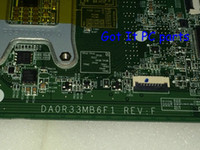 Wholesale New DA0R33MB6F1 REV F R33 Laptop motherboard For HP Pavilion G6 G4 G7 Notebook PC