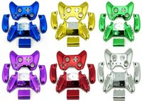 Wholesale XBOX ONE replacement shell Chrome Housing Replace Parts For Xbox One Controller Shell