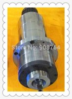atc spindle - 2016 The New Hot Selling cnc spindle bt40 pulley synchronous belt for cnc milling machine BT40 ATC petal clamp disc spring drawbar