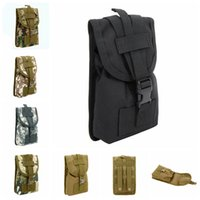 Wholesale 6 inch hanging package Nylon bag Combo Pack deputy Vertical section of small accessories outdoor recreational sports bag