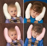 baby headrest for car seat - Useful Cushion Head Neck Rest Pillow for Car Baby Buggy Comfortable headrest neck Seat Covers for Children Baby Protection M47813