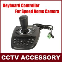 axis mini dome camera - Mini Axis Dimension Joystick PTZ Keyboard Controller For Speed Dome camera With RS485 Connector