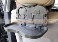 Cheap Car Seat Tray Mount Holder , Folding Drink Cup Food Desk Table with Good Quality + Free Shipping + Wholesale M49048