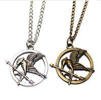 vintage costume jewelry - Fine Jewelry Vintage Collar Necklaces Pendants Mock Bird The Hunger Games Retro Vintage Costume Jewelry Hungry Game Fly Bird