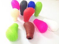 Wholesale Nonslip Soft Silicone Car Gear Shift Knob Cover
