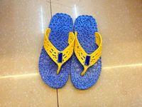 cheap slippers - cheap top quality mens slipper Colors New Fashion men Summer Beach Flip Flops Slipper Anti slip Sandals