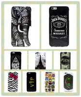 apple logo designer - HOT New arrive For Apple iPhone s case Painted cartoon character Designers Unique Hand grasp the logo cell phone cases covers