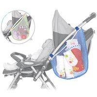Wholesale Hot sale baby stroller accessories new style baby stroller side straps convenient baby stroller bag side cute baby bag
