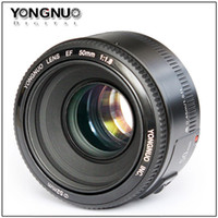 Cheap New coming Yongnuo EF YN 50mm F 1.8 1:1.8 Standard Prime Lens for Canon 5D, 7D, 60D, 70D, T3, T3i, T5, T5i,700D,650D,600D