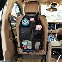 Wholesale Car Storage Box Car Seat Organizer Multi Pocket Arrangement Bag Seat Chair Car Seat Storage BagCar Seat Organizer Multi Pocket Arrangement