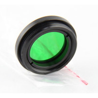 Wholesale Green Optical Filters Astronomical telescope moon filter inches mm Inch thread