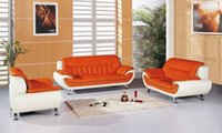 sectional sofa - Italy Desgin genuine leather sofa Sectional Set love seat Sofa Chair L602