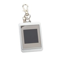 Wholesale 1 inch Color LCD Display Mini Digital Photo Frame Picture Digital Album Electronic with Keychain order lt no track