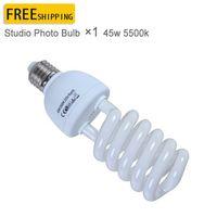 Wholesale Pro E27 V W K Photo Video Bulb Photography Studio Light Lamp Freeshipping