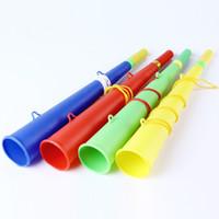 Wholesale stadium to cheer audio speakers activities supplies party supplies football fans trumpet horn