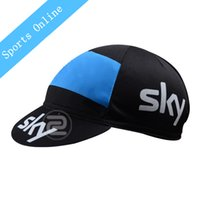 Wholesale Bandana ciclismo Pirate Hat Cap new black team sky gorras ciclismo mtb cloth hat absorbent breathable sun hat