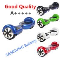 HOT 2 Wheel Auto auto motorino di bilanciamento elettrico SAMSUNG Batteria casa easy go marmellata mai Traffic per airwheel lavoratore Monopattino alta qualità