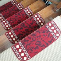 artistic carpet - New Released Artistic Carpets High Quality Staircase Seamless stick Pad Anti Slip Living Room Carpets cm
