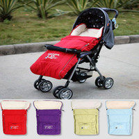 Wholesale multifunction sleeping bag baby winter sleeping sack newborn boby stroller sleeping bag sleep sacks for stoller cart