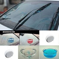 auto detergent - Brand New Car windscreen Cleaning Concentrated block Glass Windshield Cleaner Auto Wiper Pure Detergent