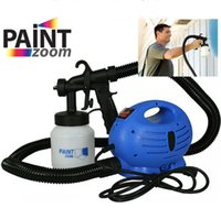 Wholesale LJP655 Hot selling paint zoom paint sprayer gun V or V available