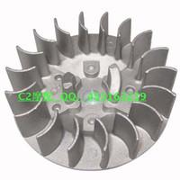 aluminum atv - Fly Wheel cc cc stoke pull starter Aluminum pocket bike mini bike ATV