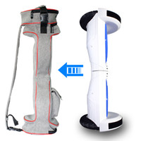 Wholesale 2016 new design inch Wheel Smart Balance Electric Scooter bags Skateboard Drift Board cross Canvas cotton portable carry hand bags