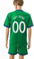football set - Customized MLS Team Soccer Jerseys Sets Sounders Home Away rd Away Customized Jersey With Shorts Football Jerseys Unform
