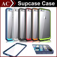 Acheter Pare-chocs 5s transparent-Pare-Chocs TPU Transparent Étui Hybride pour iPhone 5 5S 6 6S Plus S6 Edge Plus Note 5 Note5 Cache-dents Beetle Unicorne Transparent DHL