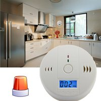 Wholesale CO Carbon Monoxide Alarm Kitchen Detector