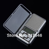 Wholesale High Precision g x g Digital Electronic Balance Jewelry Pocket Weight Scale with retail box