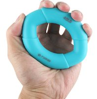 exercise hand grip - 40 pounds Hand Grip ring Device dry gym grippers gymnastics Strength Food grade silicone hands gripping exercises