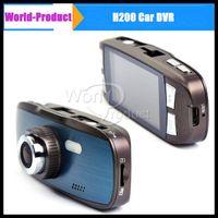 automobile black box recorder - Car DVR H200 G1W Novatek HD Camera vehicle Video Recorder inch Automobile lorry night vision Traveling Data black box