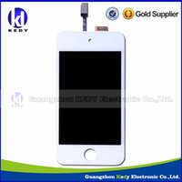 Wholesale LCD Display digitizerTouch screen complete assembly For ipod touch itouch G mix color