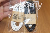 Wholesale For S6 Note Micro USB Cable for m ft cell phone USB charging cable Micro USB Sync Data cable