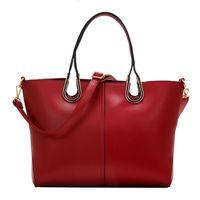 bad bags - 2016 large capacity fashion bags handbag shoulder bag messenger bag lady motorcycle bag designer bad