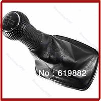 Wholesale W110 Speed Gear Shift Knob Gaitor Boot For VW JETTA GOLF GTi R32 MK4