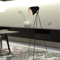 Wholesale Europe Modern Tripod LED Floor Lamps Fashion Office Lighting With Foot Switch