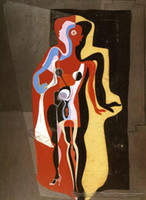 One Panel abstract mannequins - Abstract Painting Salvador dali oil on Canvas Barcelona Mannequin Room decoration Hand painted High quality
