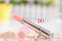 Wholesale 2014 Rushed New Moisturizer hot High Quality Lipstick Do Addict Lip Balm Dhl Ems