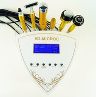 best machinery - Au B Best Spa use micro current skin care machinery with cold hammer wrinkle removal New product