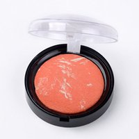 baking powder products - Colors Women Makeup Blush Highlights Baking Powder Face Blusher Powder Palette Cosmetics Makeup Products WQHJ1060W