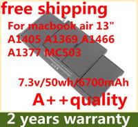 apple macbook pro specials - Durable Special Price NEW Original Laptop Battery For Apple MacBook Pro quot A1369 A1466 A1405 A1377 MC503 MC504