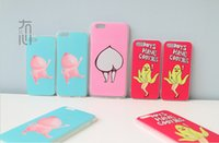 apple fruit products - exclusive agency Newest accept OEM product funny carton fruit pretect case for iphone plus
