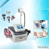 Wholesale 650nm diode lipo laser cavitation rf slim cryolipolysis fat freeze machine