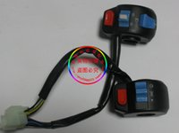 disc brake motor - Boy electric motor motorcycle handle switch assembly disc brake handle horn belt shenp