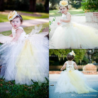 Cheap Reference Images wedding dress Best Girl Applique Pageant dress