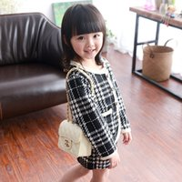 Wholesale Hug Me Girls Baby Childrens Outfits Sets Kids Clothes New Atumn Winter Cardigan Jackets Coat Shorts Sets ZZ