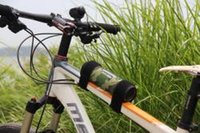 aluminum bike manufacturer - Shenzhen Manufacturer Outdoor Portable Mountain Bike Wireless Bluetooth Speaker With TF Card Call Function LED light for riding speaker